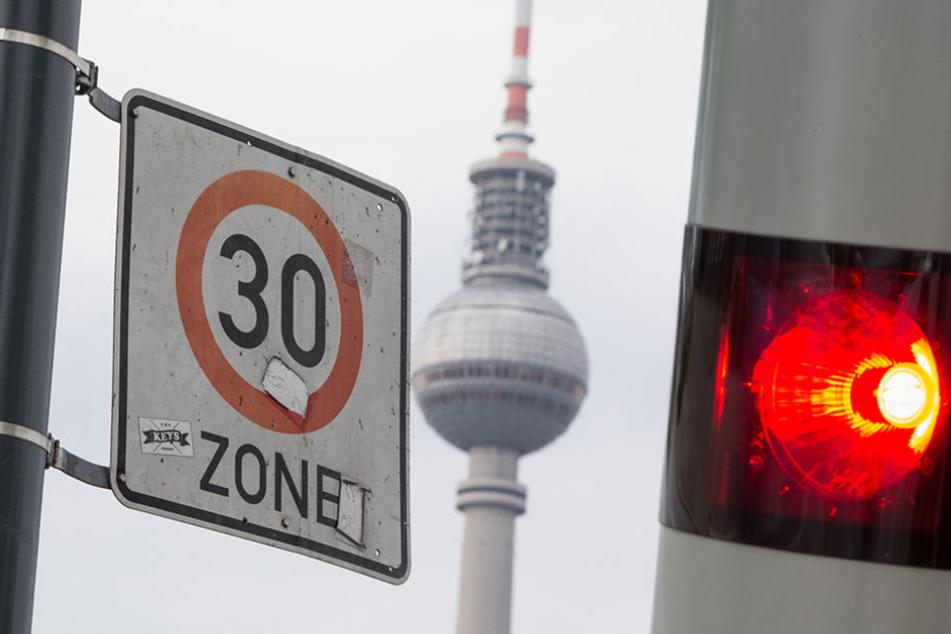 Stehen bald deutlich mehr Blitzer an den Straßen von Berlin?