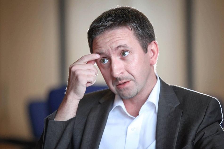 Der frühere Dresdner Sozialbürgermeister Martin Seidel.