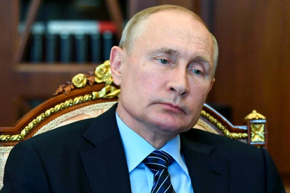 Der russische Präsident Wladimir Putin (67) sieht die neuen Kriegsschiffe als Garant für strategisches Gleichgewicht und Stabilität.