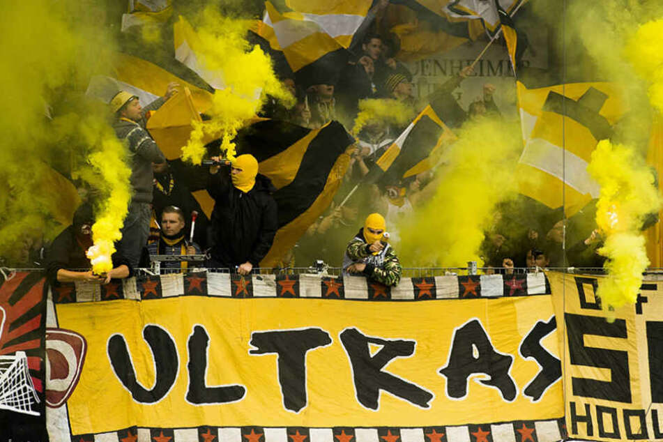 60.000 Euro Strafe drohen Dynamo Dresden aufgrund verschiedener Vergehen seitens ihrer Fans.