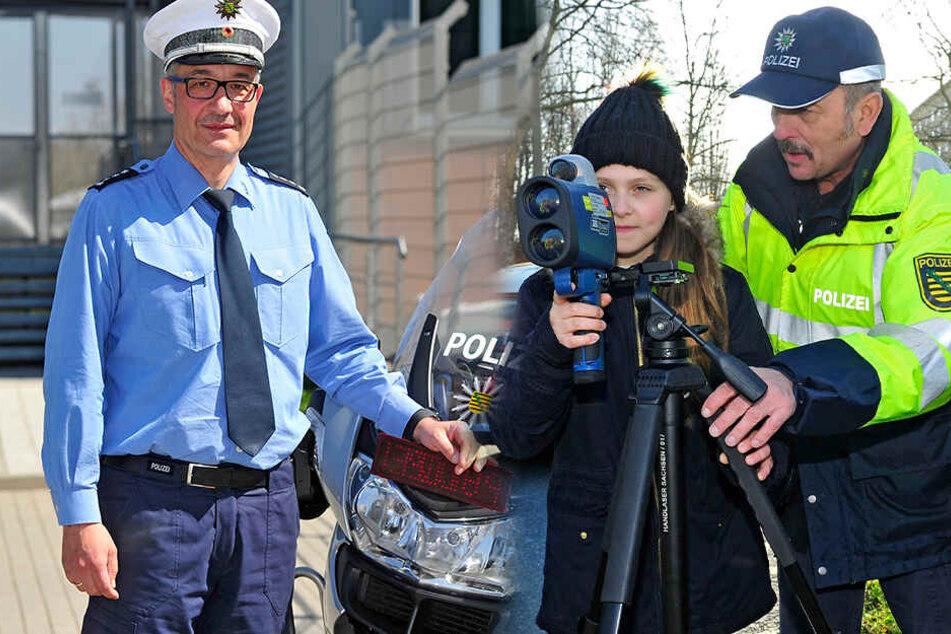 Erschreckende Bilanz: Jeder fünfte Chemnitzer Autofahrer rast