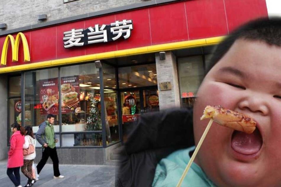Schock-Studie! Unser Essen macht die Chinesen krank