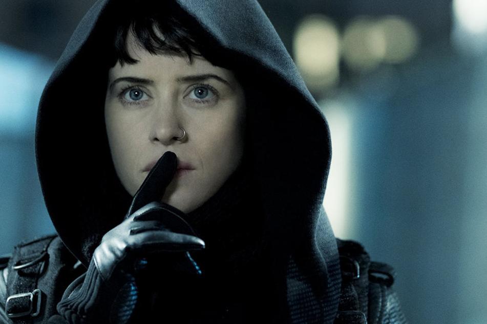 Lisbeth Salander (Claire Foy) will sich niemand zum Feind machen...