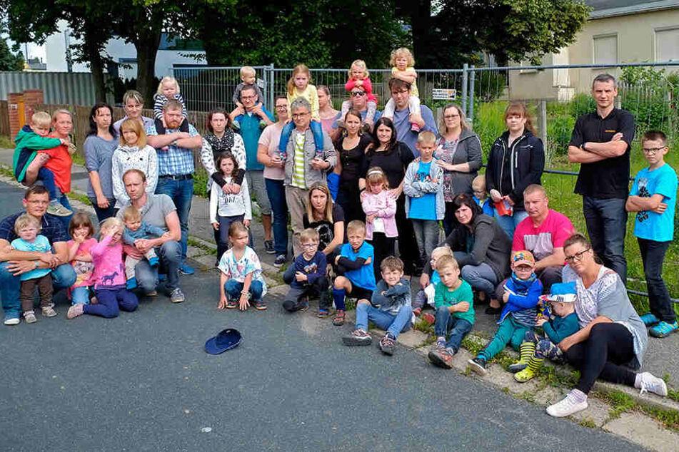 Online-Petition gestartet: Eltern kämpfen um Chemnitzer Kita!