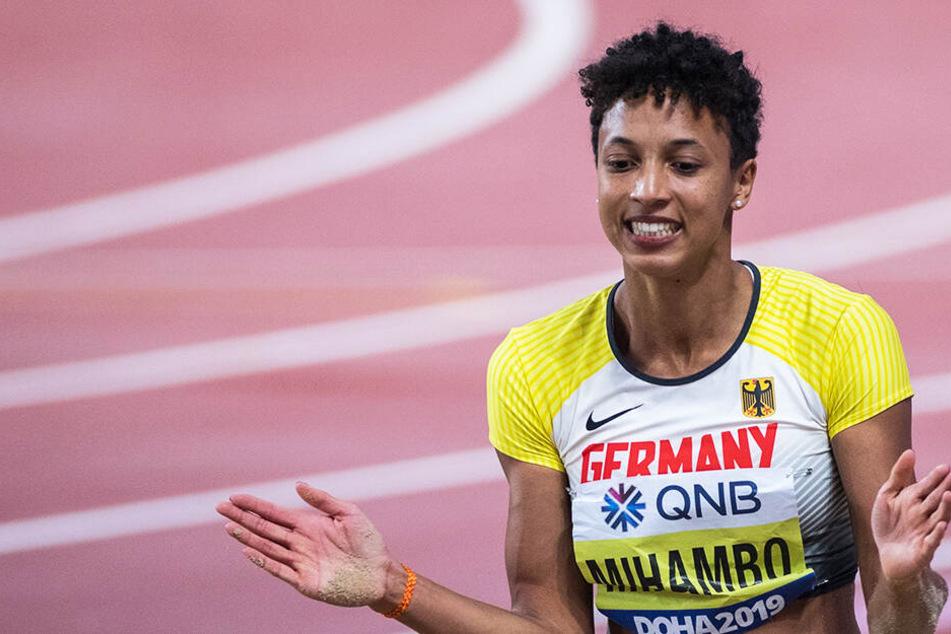Leichtathletik-Triumph: Malaika Mihambo springt zu Gold für Deutschland!