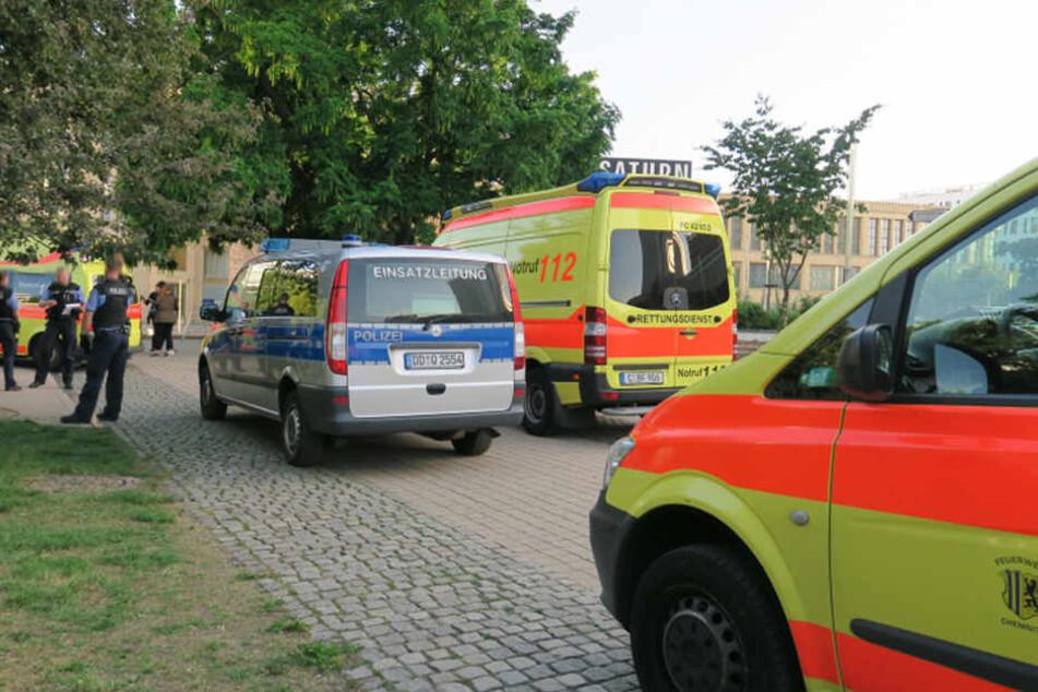 Die Polizei musste erneut in den Stadthallenpark ausrücken (Archivfoto).