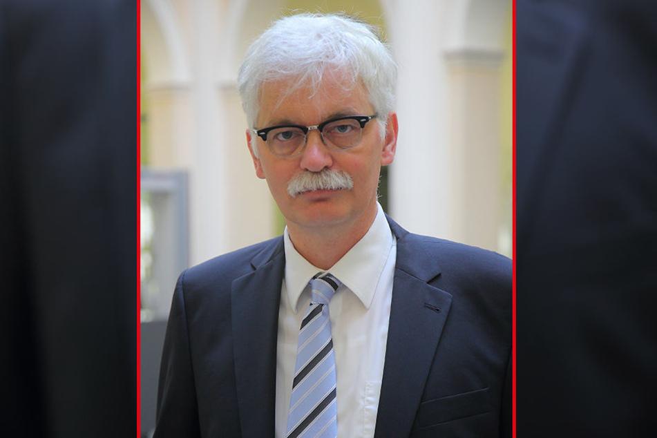 Oberstaatsanwalt Lorenz Haase (57) erklärte die Anklage gegen den Syrer.