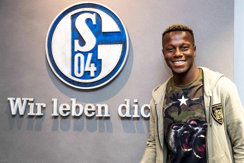 Linksverteidiger Hamza Mendyl verstärkt den FC Schalke 04.