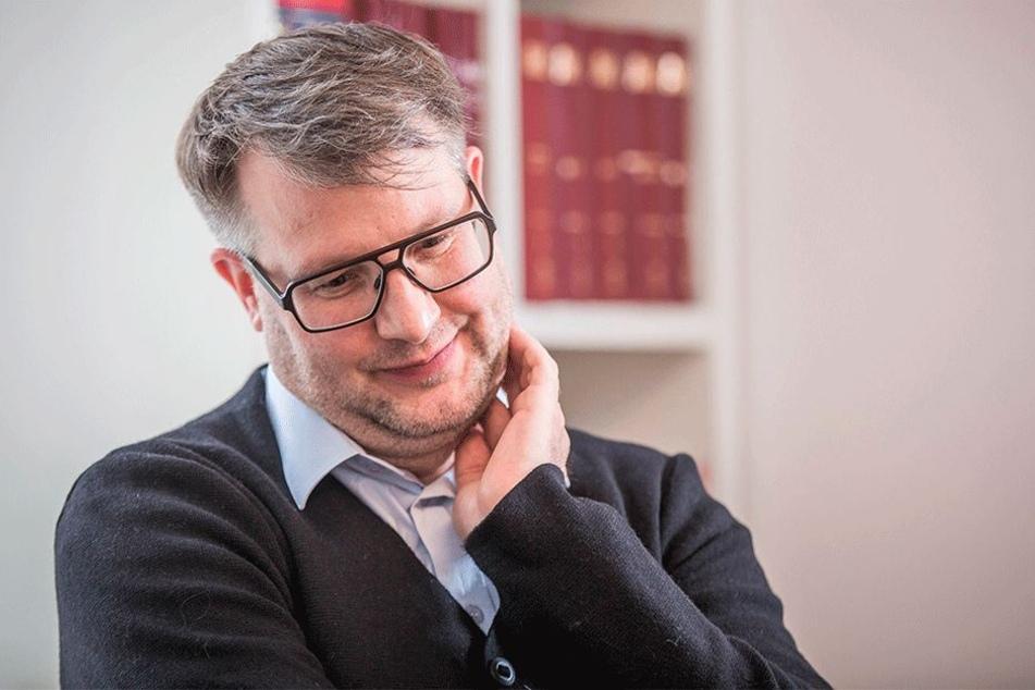 Sternekoch Stefan Hermann (46).