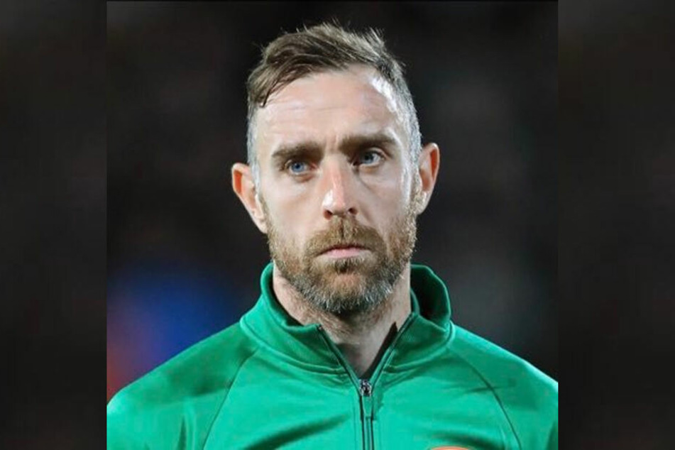 Derby-Kapitän und irischer Nationalspieler Richard Keogh (33)