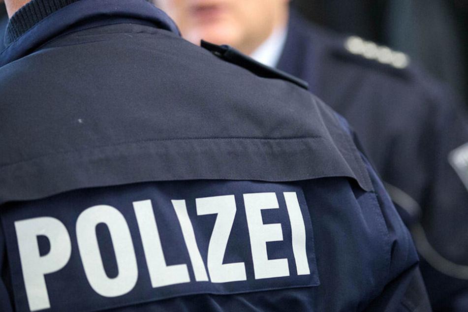 Laut Polizei ist kein Schaden an dem Banner entstanden. (Symbolbild)