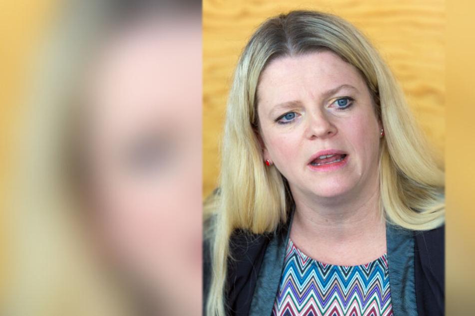 Susanne Schaper (41, Linke) wünscht sich flexible Öffnungszeiten.