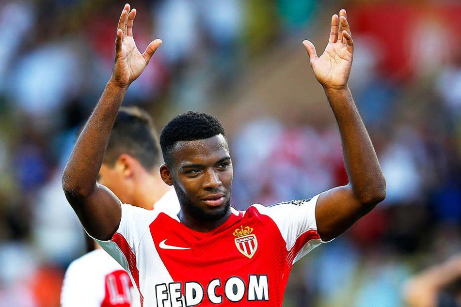 Thomas Lemar ist der bisher drittteuerste Transfer des Sommers und wechselt für 70 Millionen Euro vom AS Monaco zu Atlético Madrid.