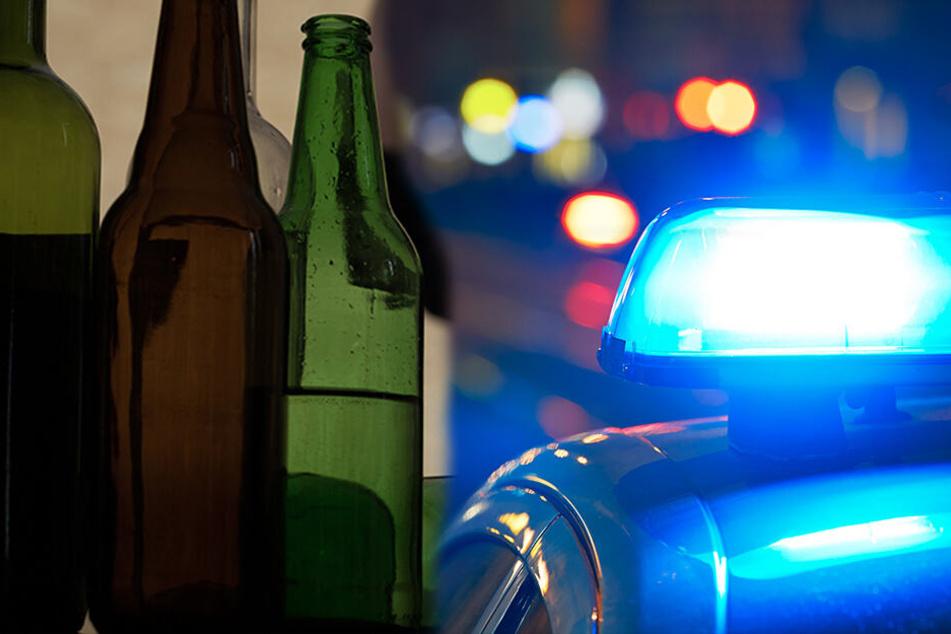 Nach Verfolgungsjagd mit der Polizei: 20-Jähriger mit 1,04 Promille festgenommen!