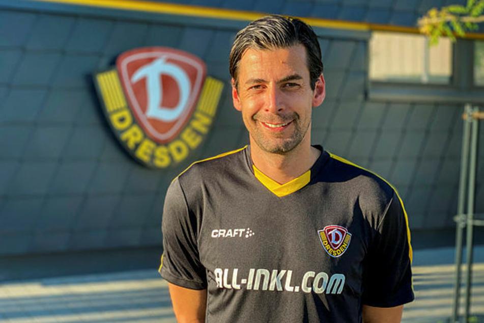 Ferydoon Zandi (41) wird neben Heiko Scholz zweiter Co-Trainer der SGD.