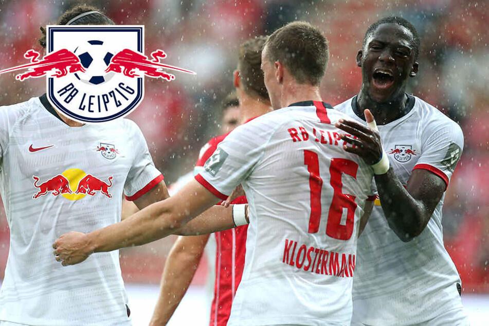 RB Leipzig vermasselt Unions Bundesliga-Premiere und siegt im Ost-Duell locker
