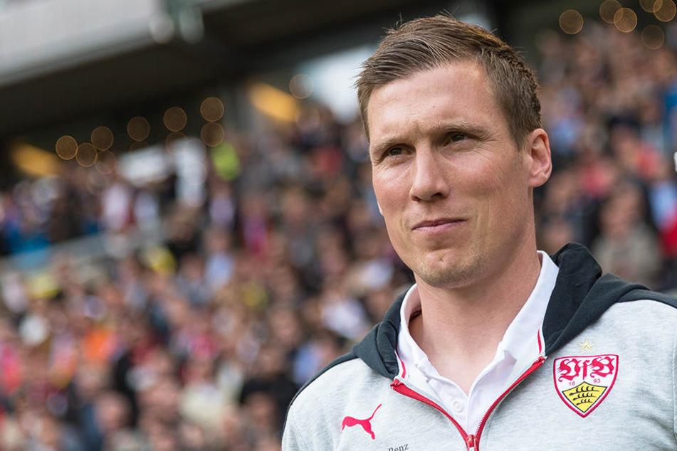 Hannes Wolf will sich am letzten Spieltag für die Schützenhilfe von Arminia revanchieren.