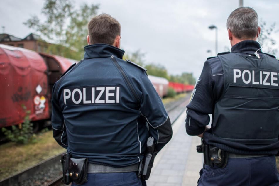 Der Kontrolleur holte vier Bundespolizisten zu Hilfe (Symbolfoto).