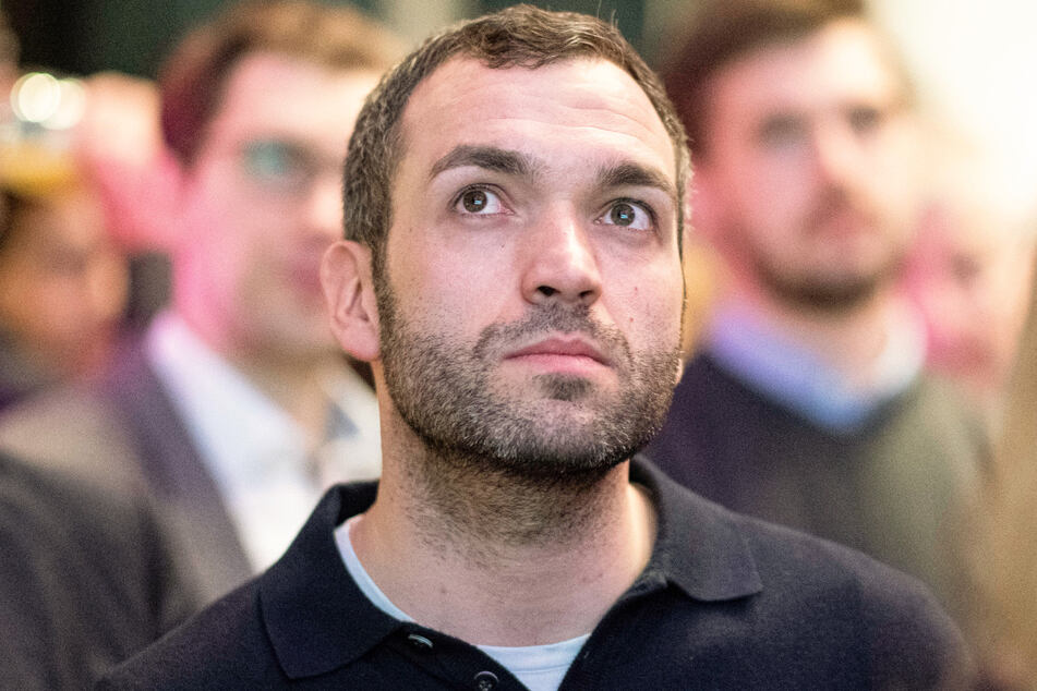 Der FDP-Innenpolitiker Konstantin Kuhle (31).