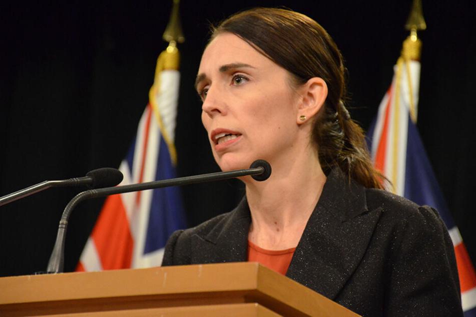 Neuseelands Premierministerin Jacinda Ardern (38) nennt neue Details zu den Opfern - und kündigt rasche Konsequenzen an.
