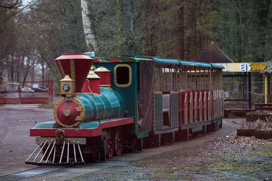 Es gibt Überlegungen, die Strecke der Parkbahn zu S-Bahnhöfen zu verlängern, uns so die Gäste in den Park zu holen.