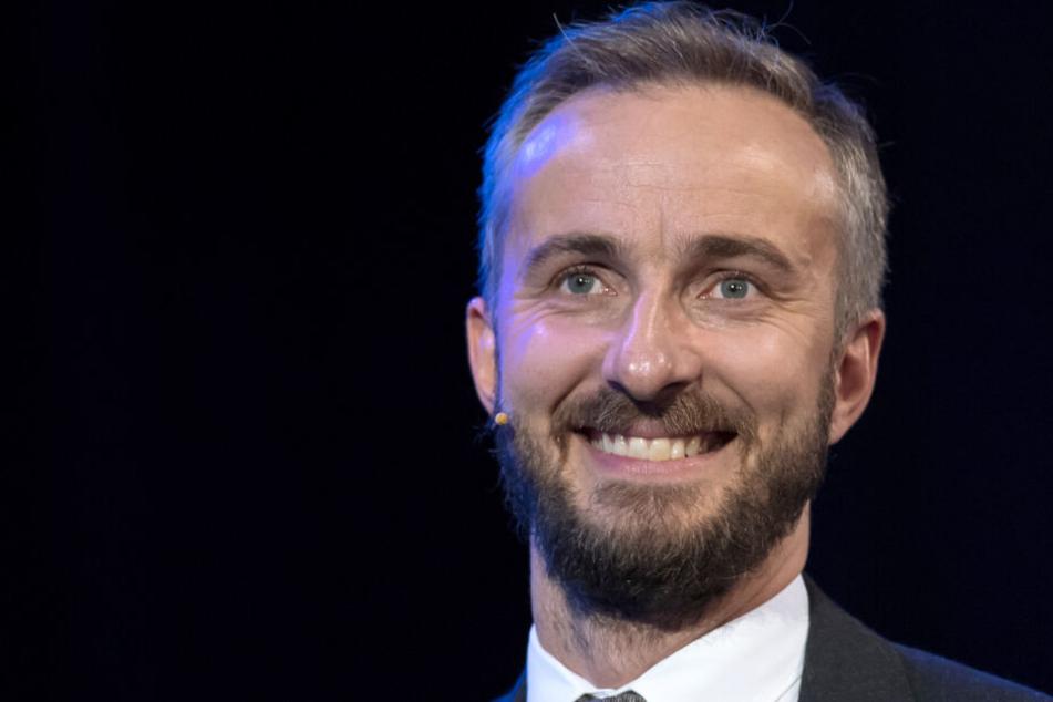 Jan Böhmermann, Satiriker will SPD-Vorsitzender werden.