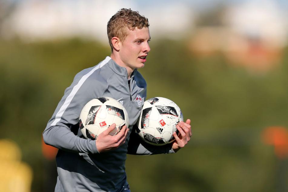 Ken Gipson (21) ist der sechste Neuzugang in der Saison für den SV Sandhausen.