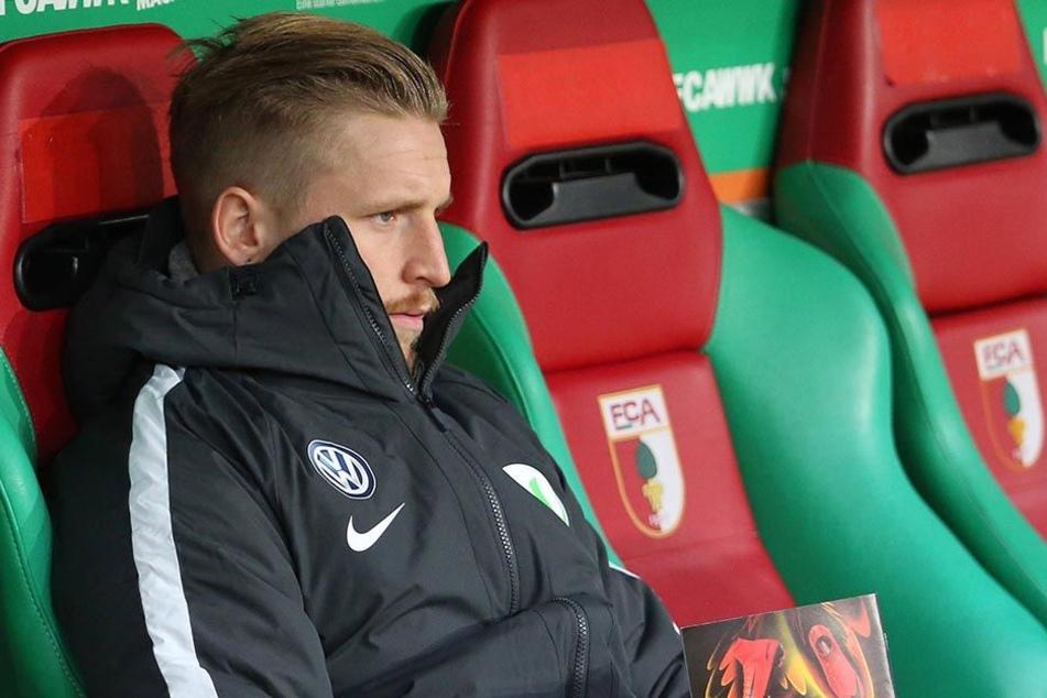 Ein Platz auf der Bank war für Marvin Stefaniak schon ein Fortschritt. Zumeist schaffte er es nicht in den Spieltagskader des VfL Wolfsburg.