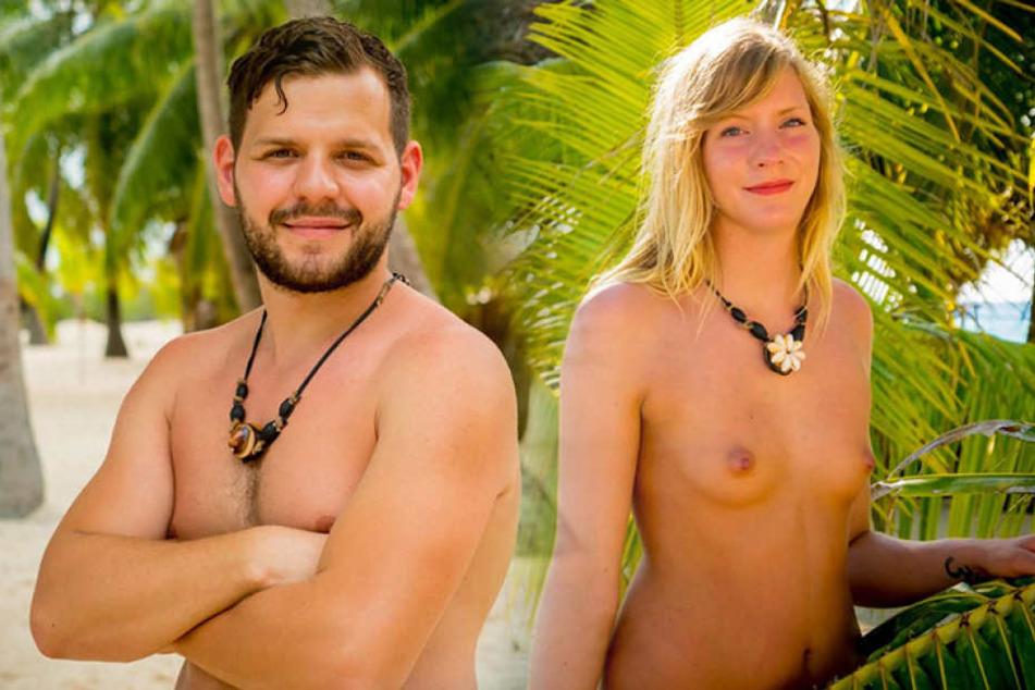Kushtrim(27, Maurer aus Duisburg) und Marlena (21, Auszubildende zur Einzelhandelskauffrau aus Buxtehude).