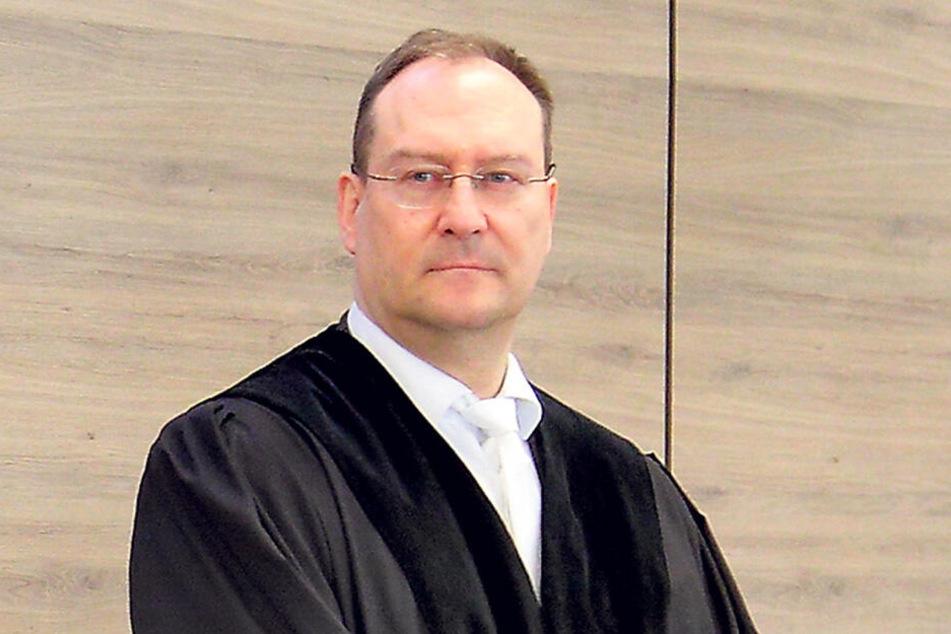 Muss den komplexen Fall aufarbeiten: Der Vorsitzende Richter Christian Linhardt (54).