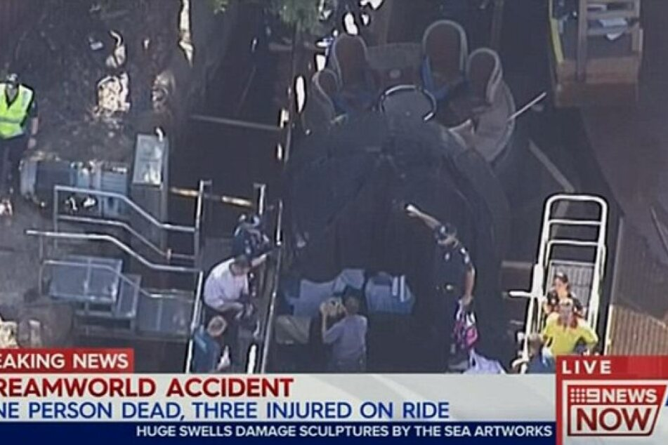 Mind. drei Menschen sollen bei dem Unfall ums Leben gekommen sein.