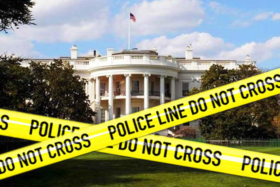 Polizeieinsatz: Bereich um Weißes Haus gesperrt