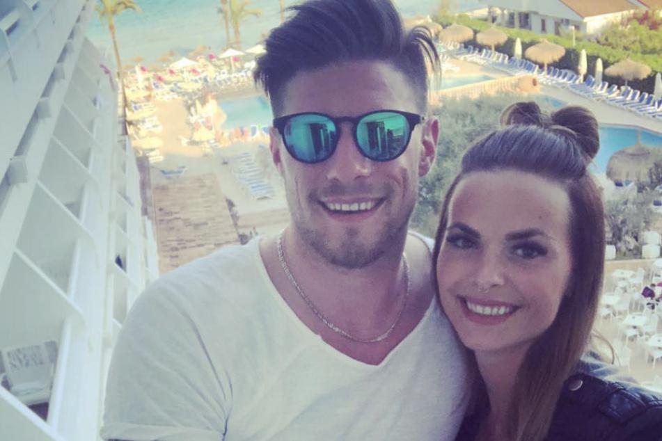 Im Oktober bekommen Denisé (27) und Pascal Kappès (28) ihr erstes gemeinsames Baby.