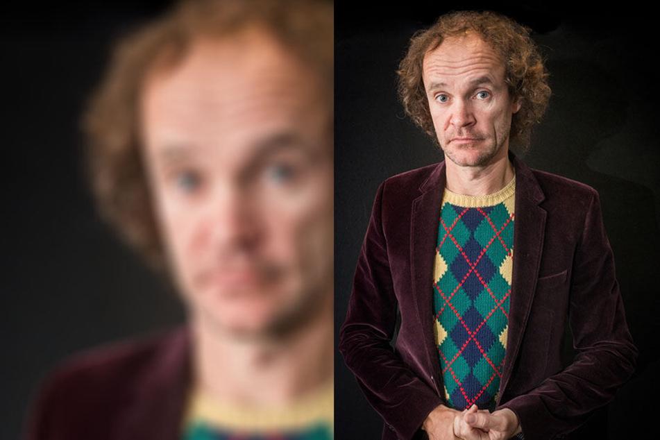 Dresden: Olaf Schubert will mit neuer Show beim MDR die Comedyszene aufmischen