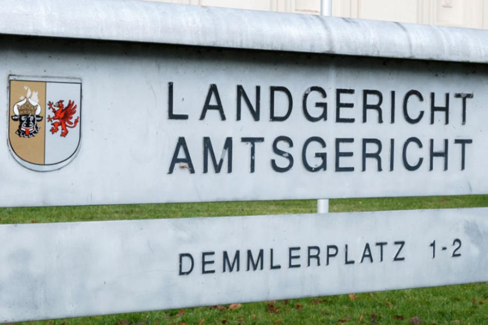 Vor dem Schweriner Landgericht wurde der Fall verhandelt.