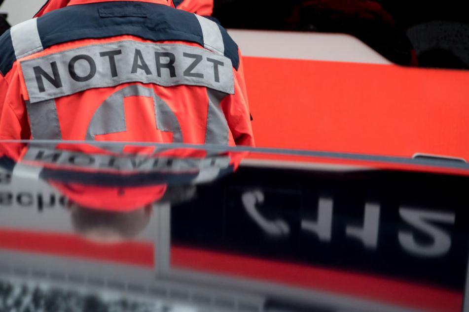Die Rettungskräfte konnten den Verursacher des Unfalls nicht mehr retten. (Symbolbild)