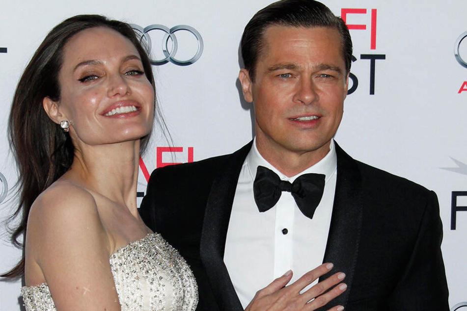 angelina jolie : Angelina Jolie und Brad Pitt: Liebescomeback? Neue Unterlagen bringen Klarheit!