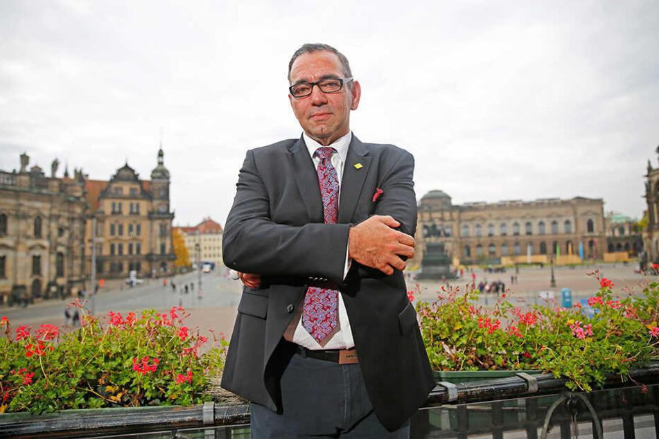 Tourismus-Chef Johannes Lohmeyer (54).