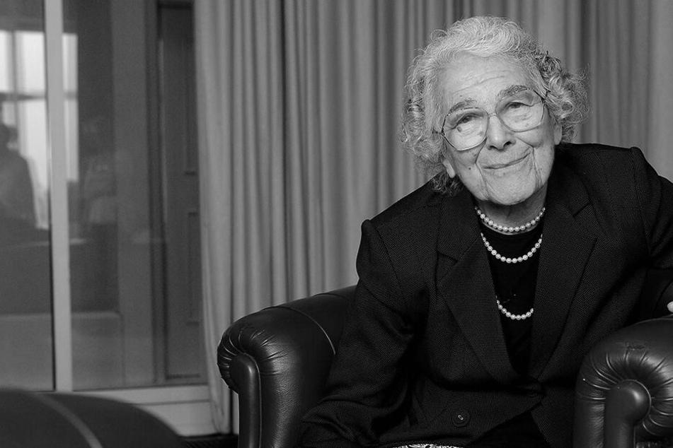 Judith Kerr ist im Alter vom 95 Jahren gestorben.