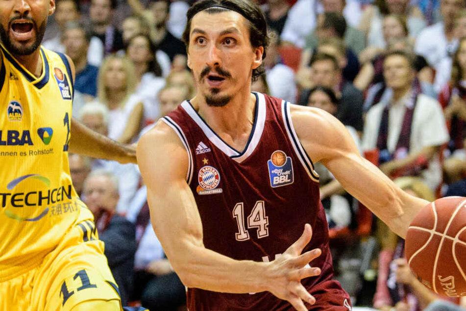 Nihad Djedovic bleibt dem FC Bayern Basketball weiterhin erhalten.