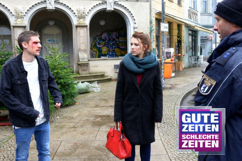 GZSZ: Moritz wird zusammengeschlagen: GZSZ-Fans lieben es!