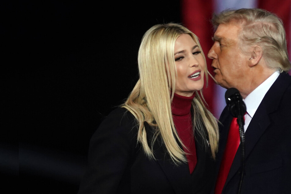 Will Trump's daughter Ivanka turn against her father after recent allegations?