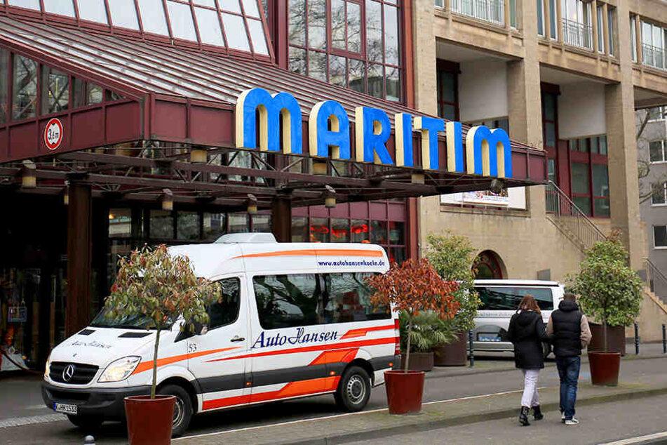 Im Maritim in Köln findet der AfD-Parteitag statt.