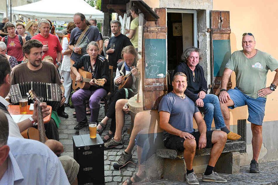 Letztes Inselfest in Laubegast: Darum ist jetzt wirklich Schluss