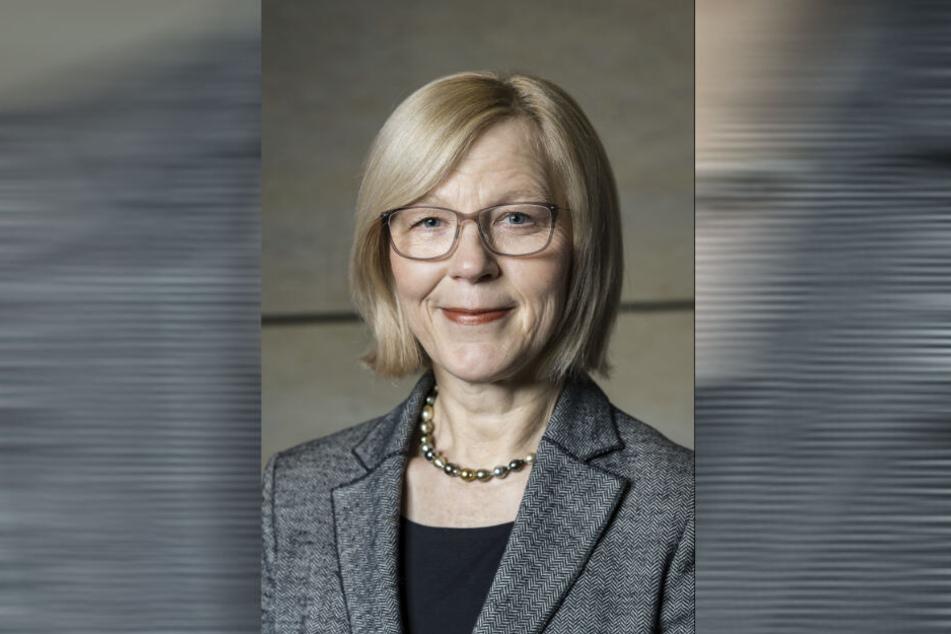 Staatssekretärin Regina Kraushaar leitet im Fall der Fälle den Krisenstab.