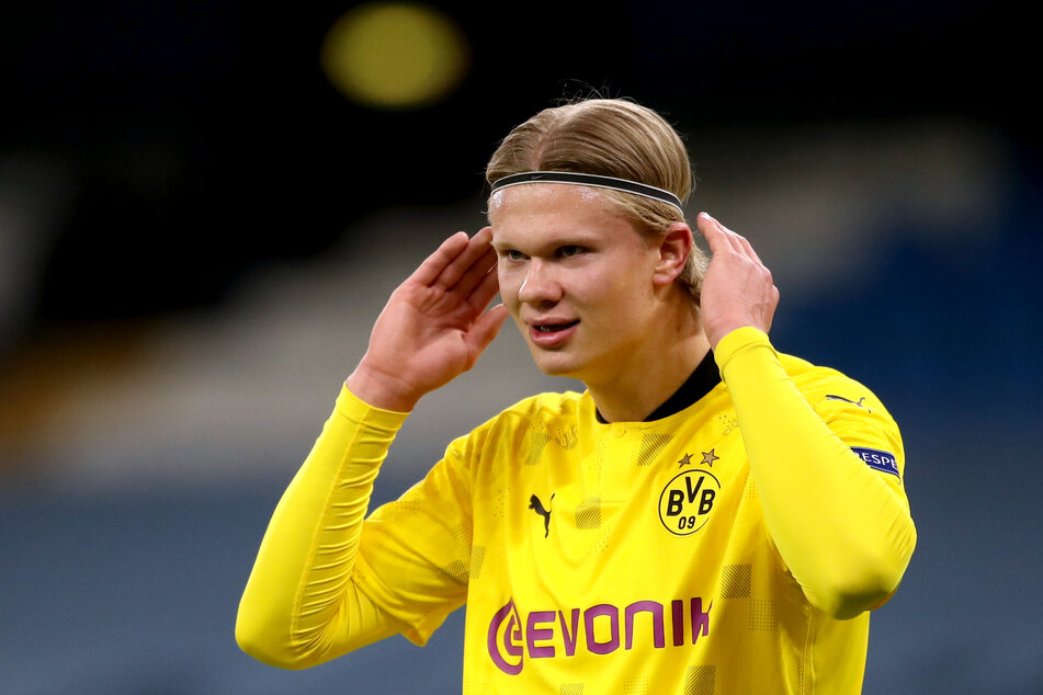 Bekommt Erling Haaland (20) bald offensive Unterstützung aus Mönchengladbach?