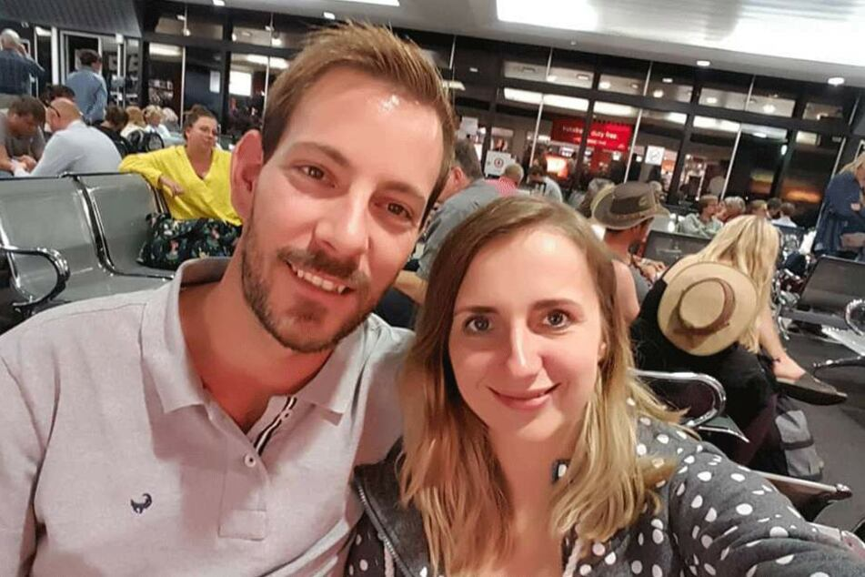 Farmer Gerald (32) und seine Anna (28) sind zurück in Deutschland.