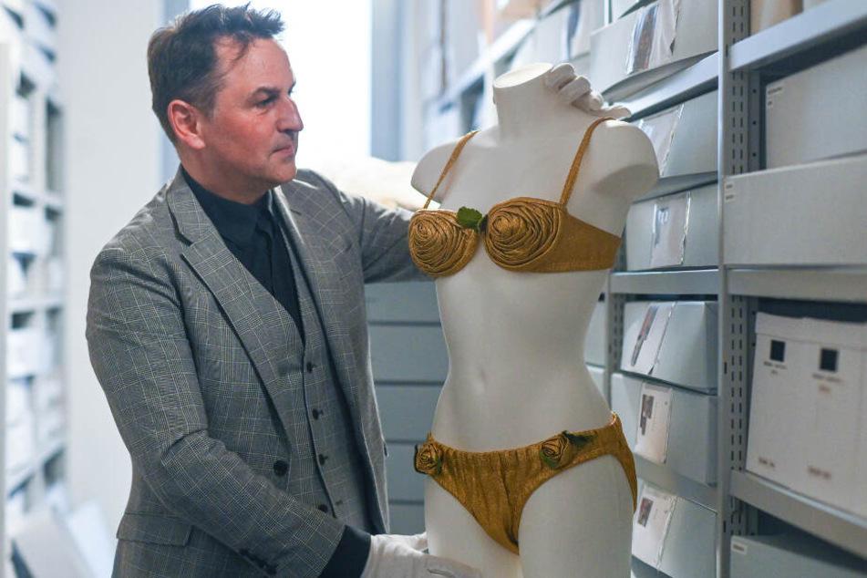 Stück Stoff sorgt für viel Aufsehen: Was macht diesen Bikini so besonders?