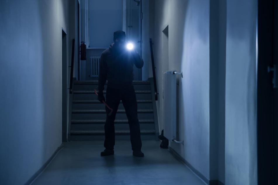 In Plauen ist am Dienstagabend ein Einbrecher geschnappt worden.