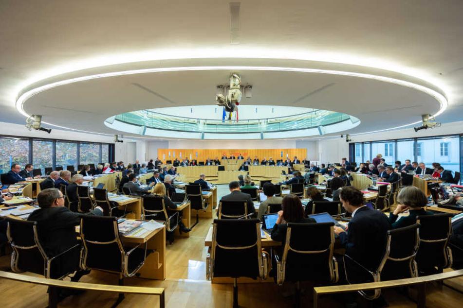 Ab 9 Uhr wird im Landtag debattiert (Symbolfoto).
